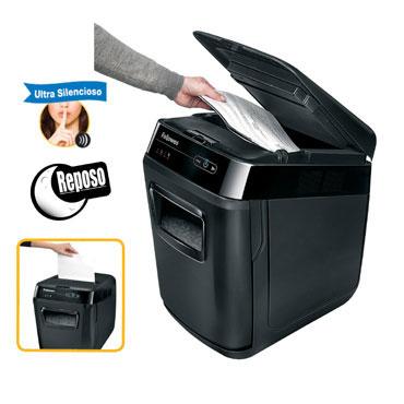 Destructora papel Fellowes Automax 130C automática 4680101