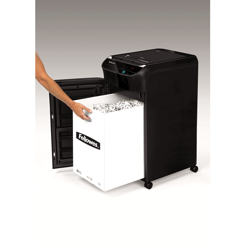 Destructora papel Fellowes Automax 350C uso profesional 4651601