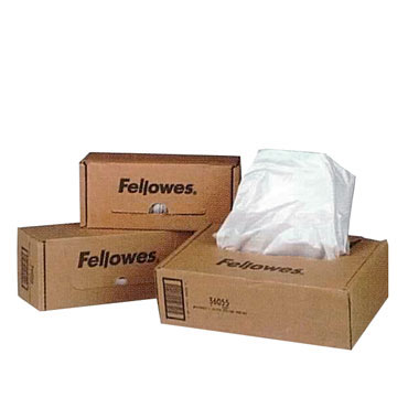 50 bolsas residuos 94 l. destructora Fellowes