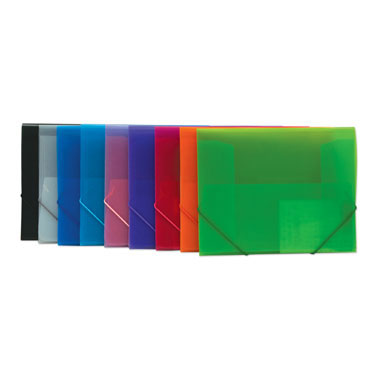 Carpeta de gomas Colorline 51211