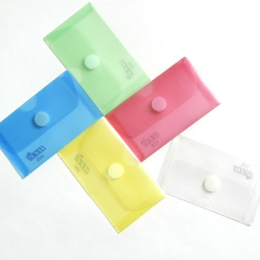 Sobre velcro tarjeta azul Office Box 90626
