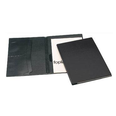Carpeta congreso PVC negra Grafoplás 06040010