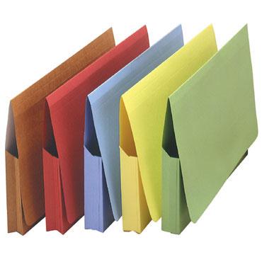 Carpeta fuelle verde GIO 400040685