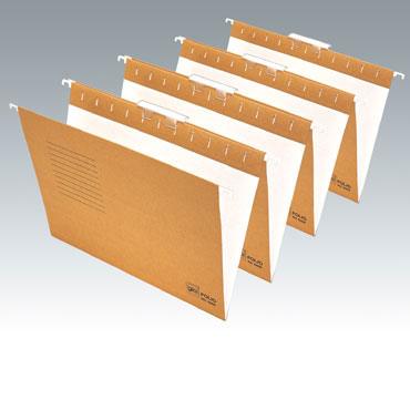 Carpeta colgante visión superior Folio prolongado GIO 400021952