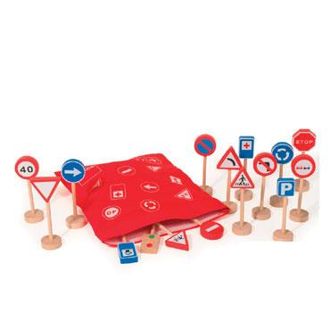 16 señales de tráfico Goula 50211