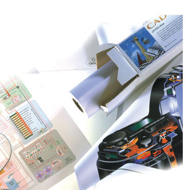 Bobina plotter Hi-Res 100 g/m² 36