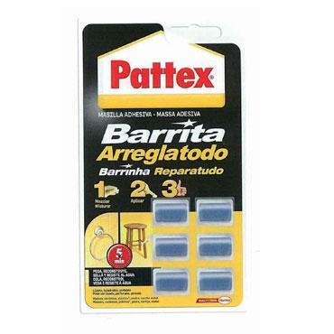 Barra arreglatodo dosis Pattex