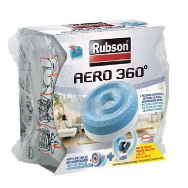 Recambio deshumidificador Aero 360º Rubson 1898051