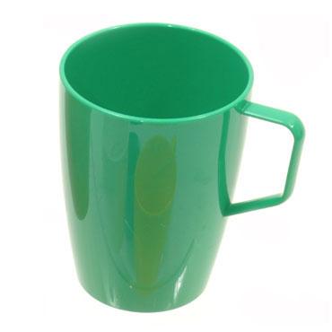 Vaso de plástico con asa 28 cl. 53009