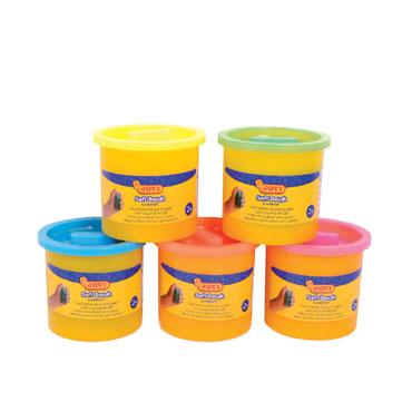 5 botes pasta blanda 110 g. blanca Jovi 45001