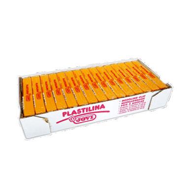 15 pastillas plastilina 150 g. amarillo oscuro Jovi 7103