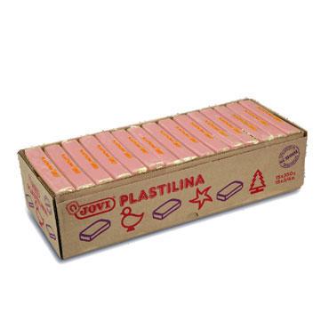 15 pastillas plastilina 350 g. carne Jovi 7208