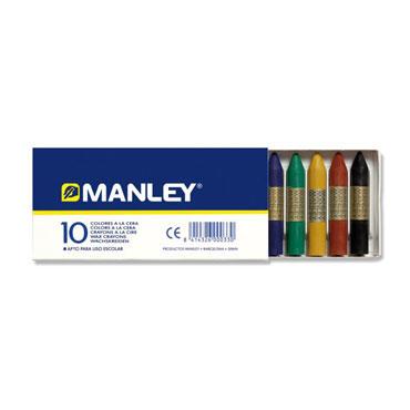 10 ceras Manley 110 MNC00033