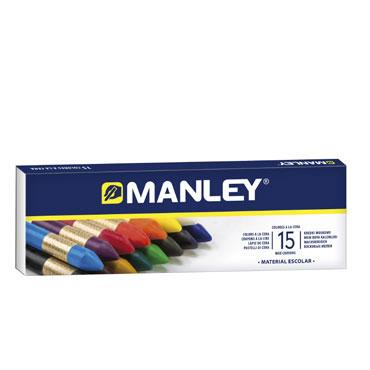 15 ceras Manley 115  MNC00055