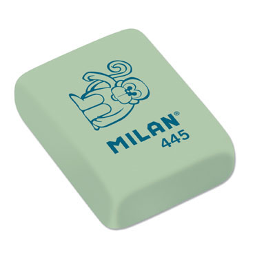 Goma de borrar 445 miga de pan Milan 445