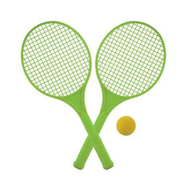 Juego de raquetas Miniland 26309