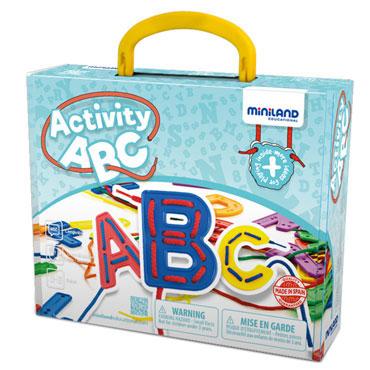 Activity ABC Miniland 45306
