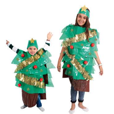Pack disfraz Árbol de Navidad Niefenver 1600106