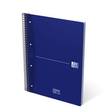Bloc Essentials Din A-4+ azul 80HJ c/5 Oxford