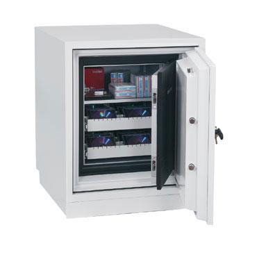 Caja de seguridad ignífuga DS2003K Phoenix DS2003K