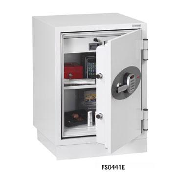 Caja de seguridad ignífuga FS0441E Phoenix
