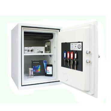 Caja de seguridad ignífuga FS1283E Phoenix