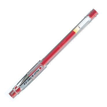 Bolígrafo Pilot G-Tec-C4 rojo