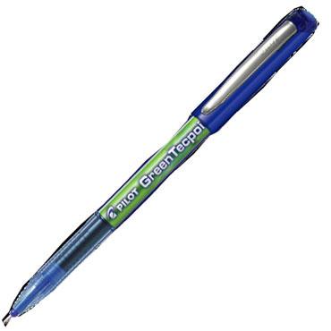 Bolígrafo GreenTecPoint azul Pilot NGT5AB