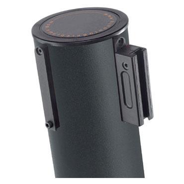 2 postes separadores negros Planning Sisplamo 803/E2/NG