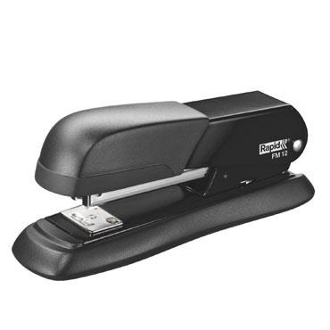Grapadora FM12 20HJ negra Rapid  5000273