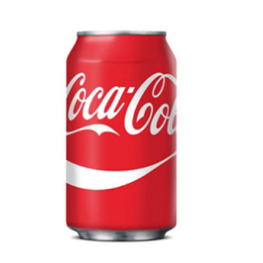 24 latas Coca Cola 33 cl.