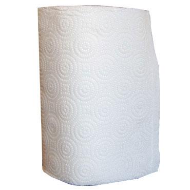 8 rollos de papel cocina