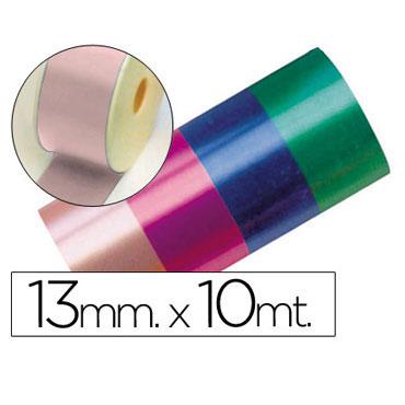 Cinta fantasía rosa 13 mm. x 10 m.  15513