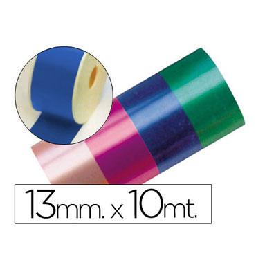 Cinta fantasía azul 13 mm. x 10 m.  16164