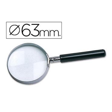 Lupa ø63 mm. Liderpapel 24463