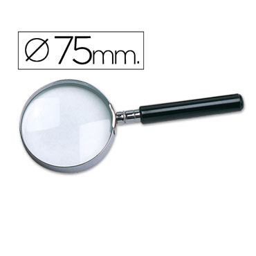 Lupa ø75 mm. Liderpapel 24464