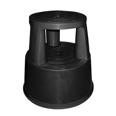 Taburete negro Q-Connect 24640