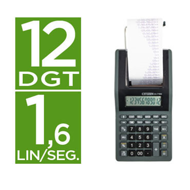 Calculadora CX-77BN Citizen 25802