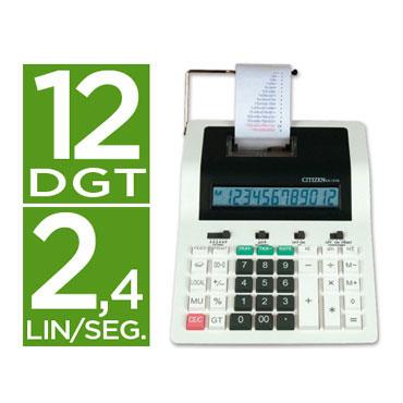 Calculadora impresora CX-121N Citizen 29269