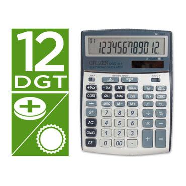 Calculadora CCC-112 plata Citizen 32961