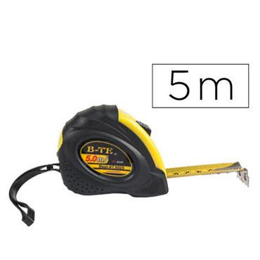 Flexómetro 5 m. Liderpapel 36865