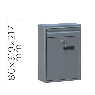 Buzón metálico Q-Connect 37610