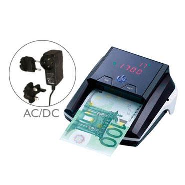 Detector contador de billetes Q-Connect 220 V  53169