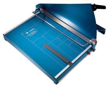 Cizalla de papel Dahle 519 palanca uso industrial &519