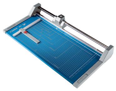 Cizalla de papel Dhale 554 rodillo uso profesional &554