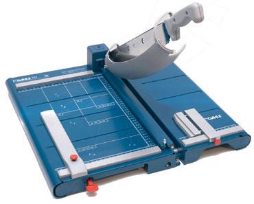 Cizalla de papel Dahle 562 palanca uso profesional &562