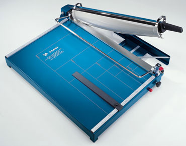 Cizalla de papel Dahle 569 palanca uso industrial &569