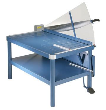 Cizalla de papel Dahle 585 palanca uso industrial &585
