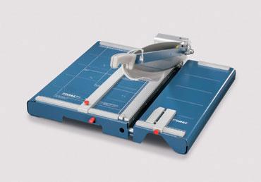 Cizalla de papel Dahle 868 palanca uso profesional &868