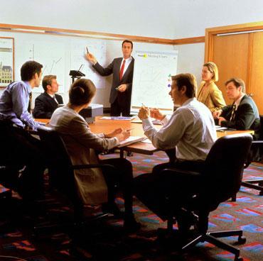 Bloc-cuaderno de reuniones Post-it blanco 559